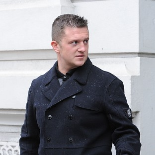 Tommy Robinson, founder of the EDL, has been jailed for defrauding the Abbey and Halifax banks