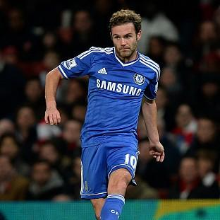 This Is Local London: Juan Mata is expected to join Manchester United on Friday