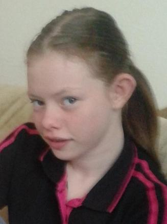 Have you seen missing 14-year-old Louise Hurley?