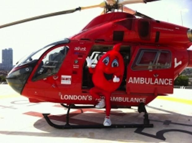 This Is Local London: Air Ambulance celebrates 25 years