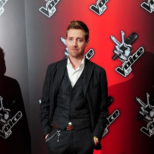 This Is Local London: Ricky Wilson is one of the judges on BBC's The Voice