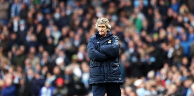 This Is Local London: Manuel Pellegrini. Picture: Action Images