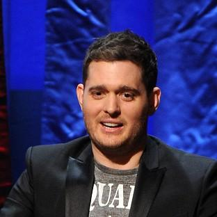 This Is Local London: Michael Buble was among the early winners at this year's Grammys