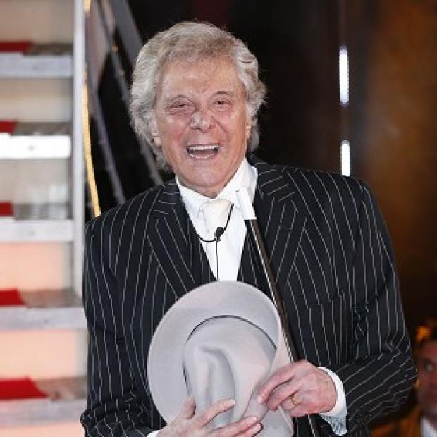This Is Local London: Lionel Blair wants to patch things up with Sir Bruce Forsyth