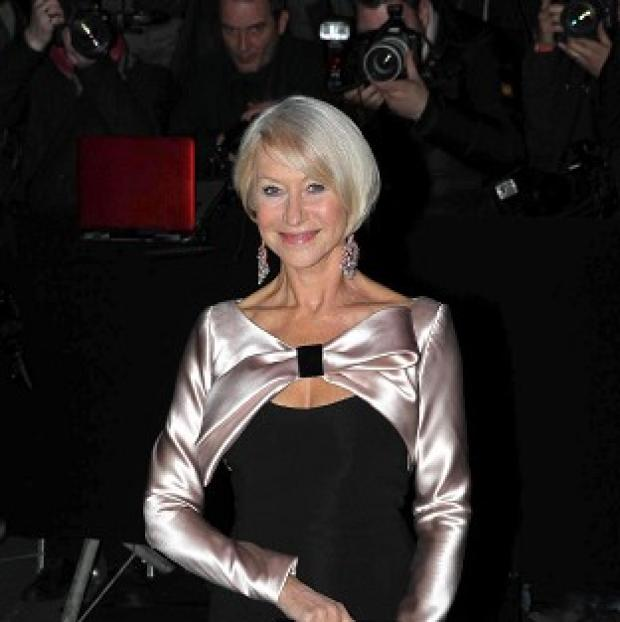 This Is Local London: Dame Helen Mirren is to be honoured with the Bafta Fellowship award at this year's ceremony
