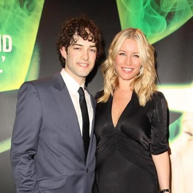 This Is Local London: Denise Van Outen and Lee Mead have stayed friends since their split last summer