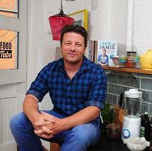 Jamie Oliver is closing three of his Union Jacks restaurants