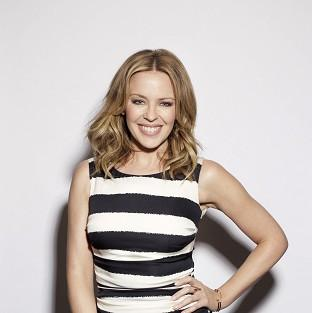 Kylie Minogue's new album is out this year