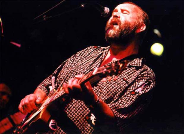 The Kingston Folk barge will return for a tribute to John Martyn. Picture courtesy of johnmartyn.com