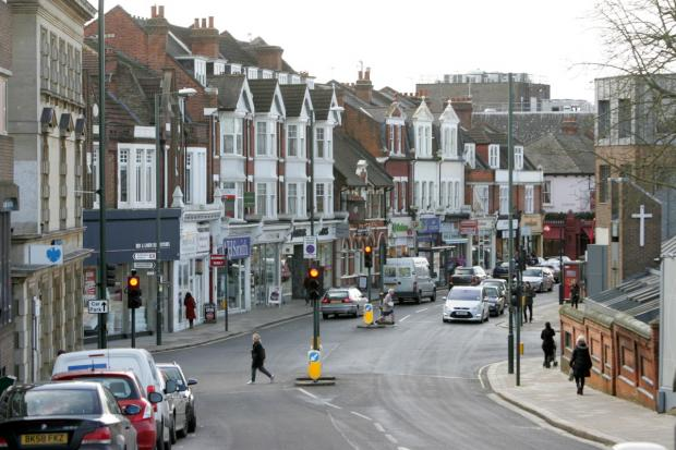 Street scene: What do you think of Teddington?