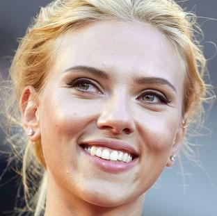 This Is Local London: Scarlett Johansson is ending her relationship with Oxfam