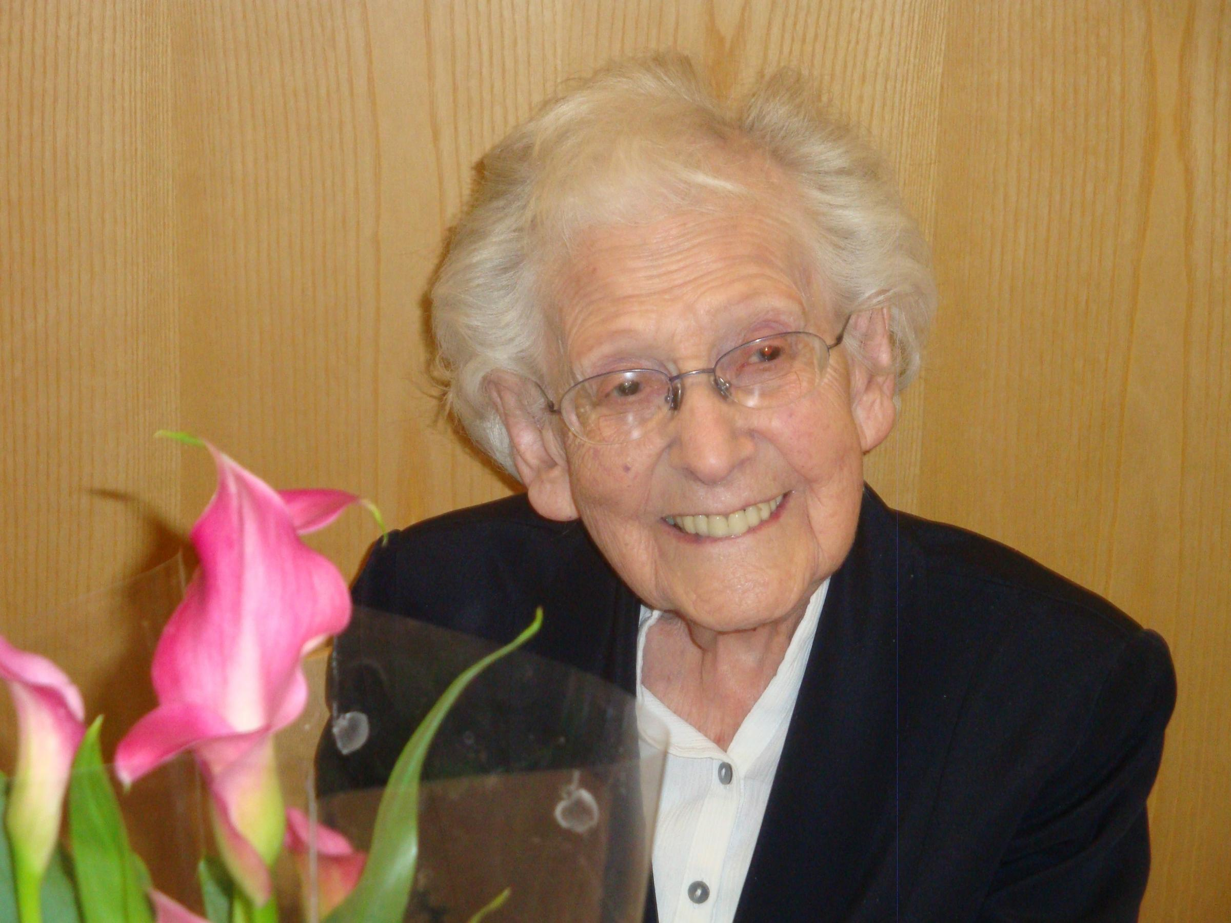 Tribute paid to Bromley NHS stalwart who died age 100