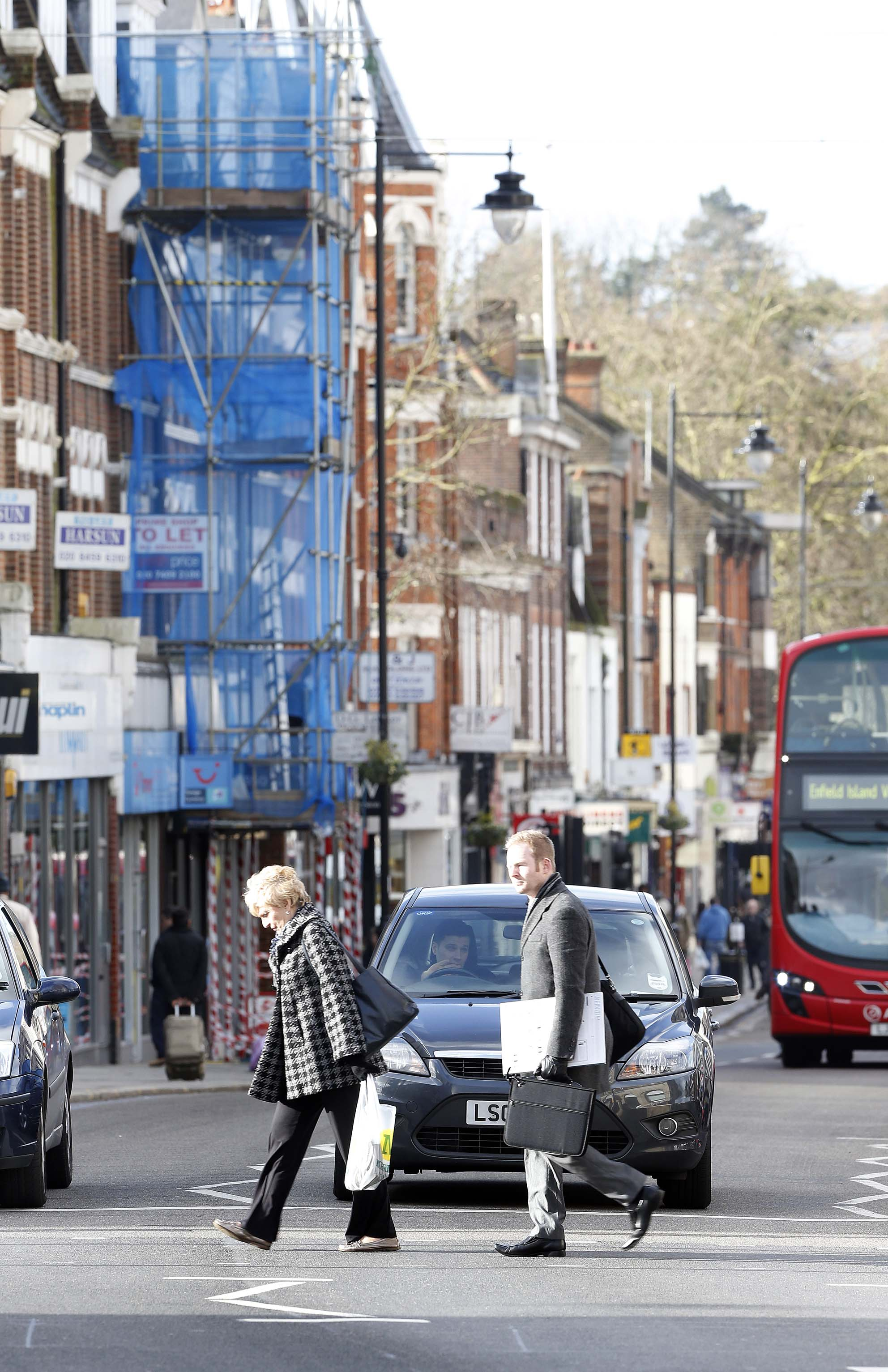 Businesses in Enfield Town high street concerned over initial mini-Holland plans