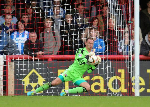 Winning feeling: Bees keeper David Button is savouring the winning feeling but is not taking it for granted