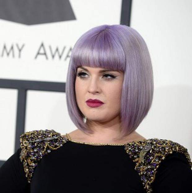 This Is Local London: Kelly Osbourne enjoyed her flight with Joan Collins