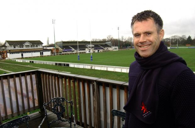 This Is Local London: Going nowhere: London Scottish director Kenny Logan says the club will not take any decision to leave Richmond lightly because it is the only place he believes the club can sustain itself financially 	SP82440