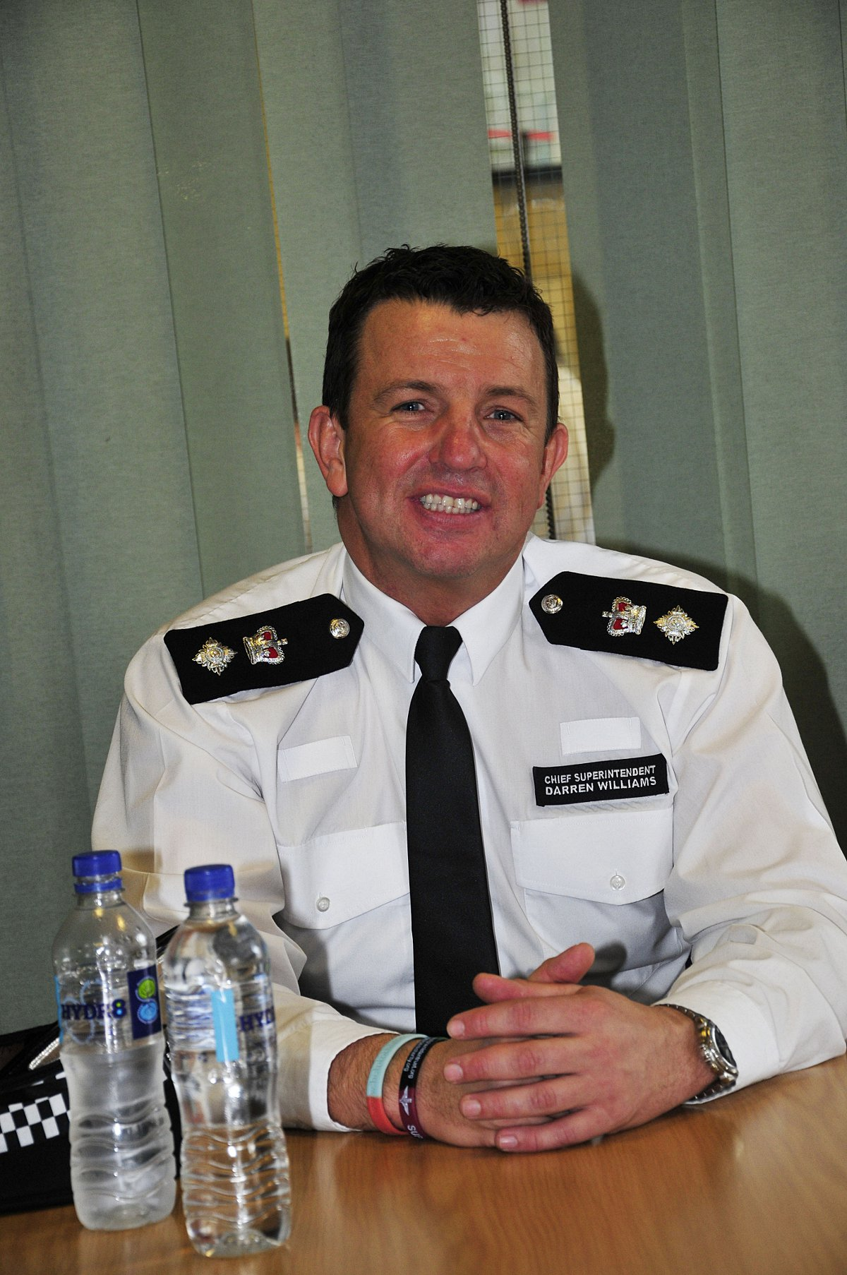 Darren Williams will not return to his role as borough commander of Merton