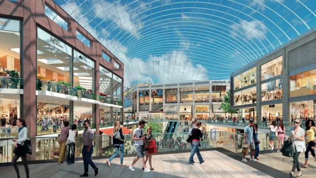 This Is Local London: An artists impression of the new Brent Cross shopping centre