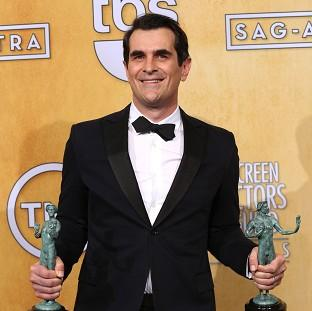 This Is Local London: Ty Burrell voices the dog in Mr Peabody And Sherman