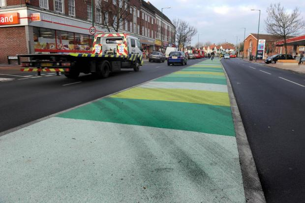 Tyre marks: Ban proposed for Tolworth Broadway