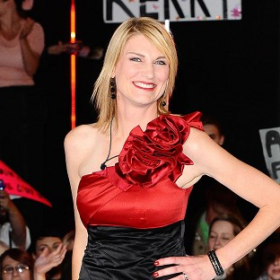 Sally Bercow has denied her marriage is in trouble