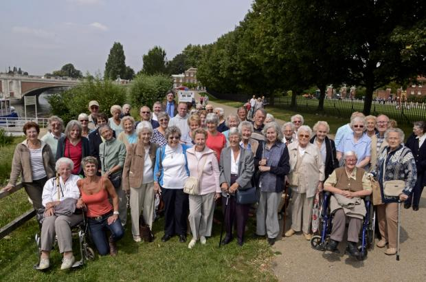 Age UK Richmond: Helping people around the area