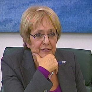 Margaret Hodge MP said it was 'clear' that the Charity Commission is not fit for purpose