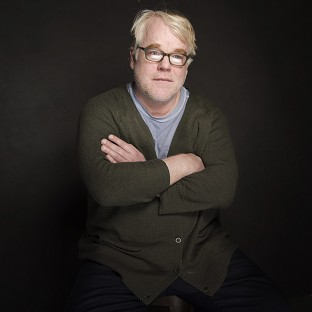 Philip Seymour Hoffman was found dead in his apartment with a syringe in his arm