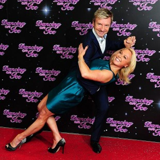 This Is Local London: Jayne Torvill and Christopher Dean have been skating together for almost 40 years