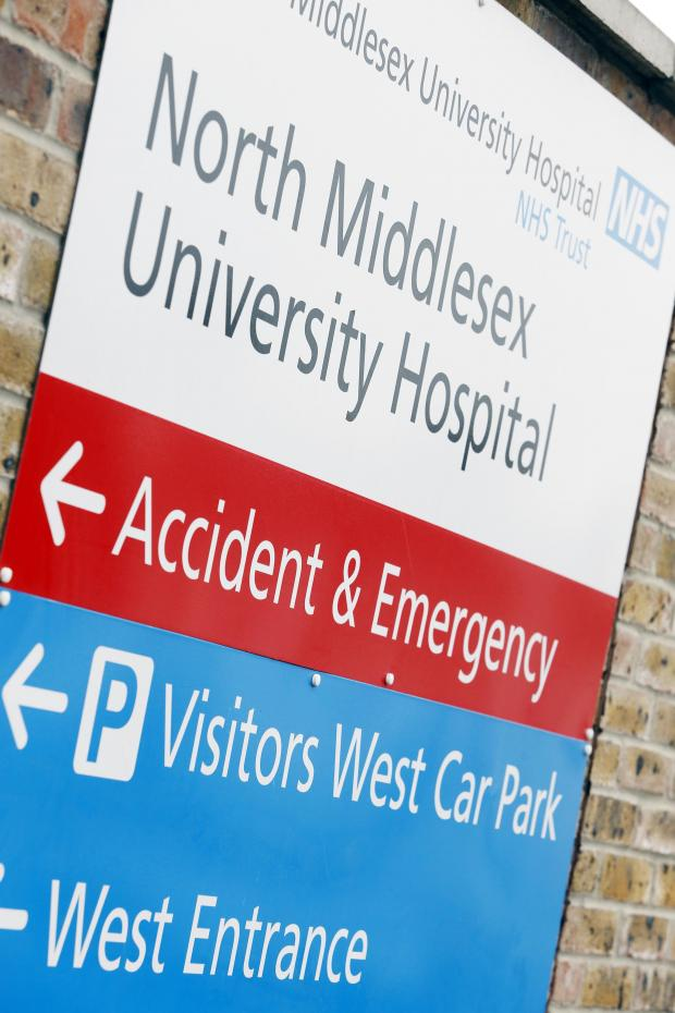 This Is Local London: North Middlesex Hospital