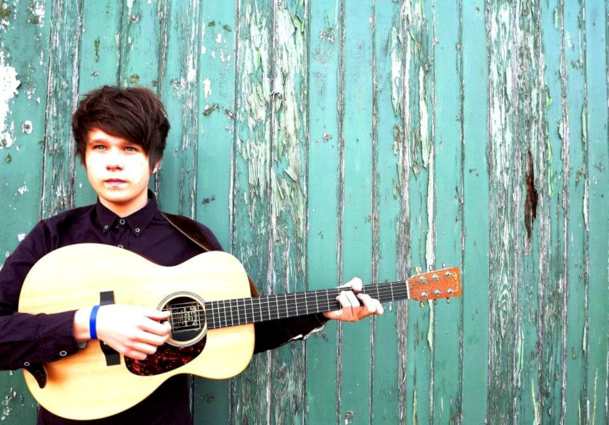 Luke Jackson plays The Ram Club next week