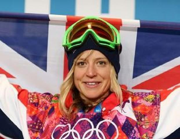 This Is Local London: Jenny Jones won bronze at the Sochi 2014 Winter Olympics