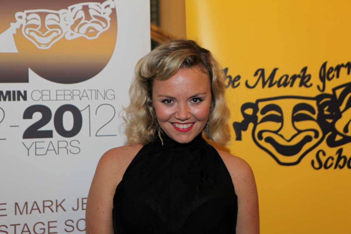 Star: Charlie Brooks started at an acting school