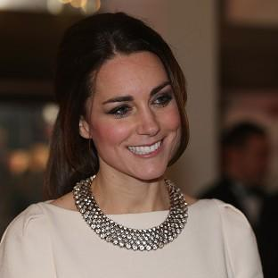 This Is Local London: The Duchess of Cambridge will carry out her first royal engagement of the year when she attends the Portrait Gala at the National Portrait Gallery