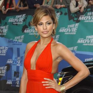 Eva Mendes insisted she isn't pregnant