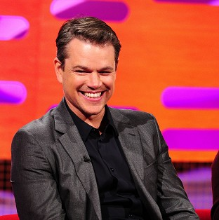 Matt Damon has been talking about prankster pal George Clooney