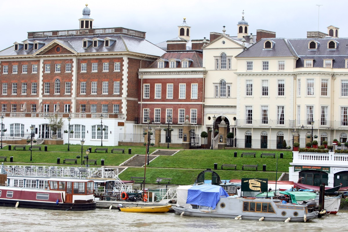 Investors shell out £64m for Richmond Riverside