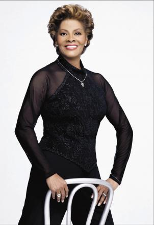 One not to miss: Dionne Warwick
