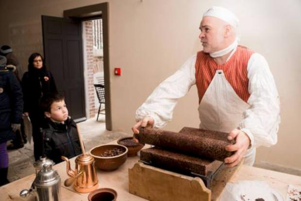 Choctastic: rediscovered royal delights at Hampton Court Palace