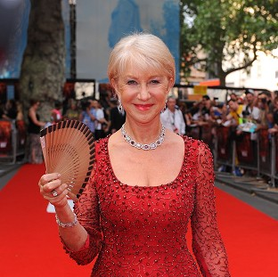 Helen Mirren is to be honoured by Bafta with its highest award