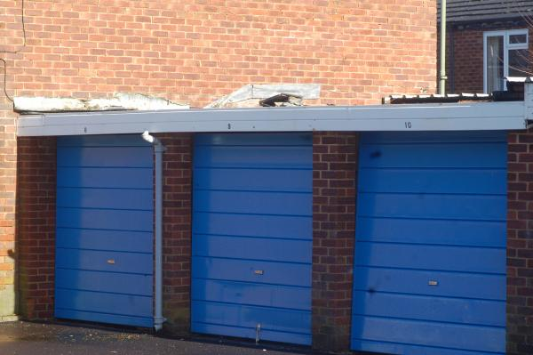 Garages: Could be holding lots of money