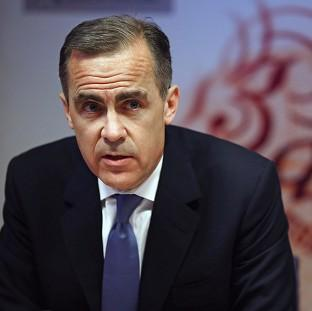 Mark Carney has played down fears of a bubble in the wider housing market