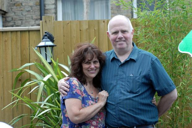 Parents of Jimmy Mizen collect MBEs