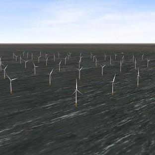 London Array's wind farm is the biggest of its kind in the