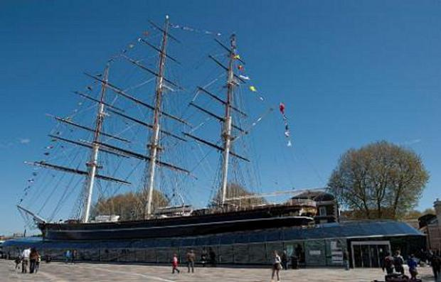 This Is Local London: Blackheath schoolchildren perform in Greenwich Cutty Sark ship's new art space