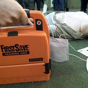 This Is Local London: Research suggests a shortage of defibrillators and a lack of public awareness could be costing thousands of lives every year.