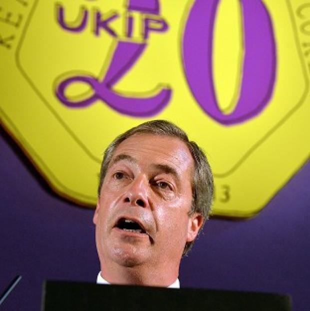 This Is Local London: Nigel Farage has been challenged to a debate by Nick Clegg.