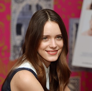 Stacy Martin makes her acting debut as a sex addict in Nymphomaniac