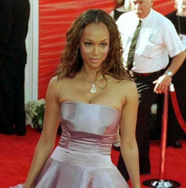 This Is Local London: Tyra Banks says she has always struggled with body image