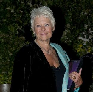 This Is Local London: Dame Judi Dench revealed she suffers from age-related condition macular degeneration